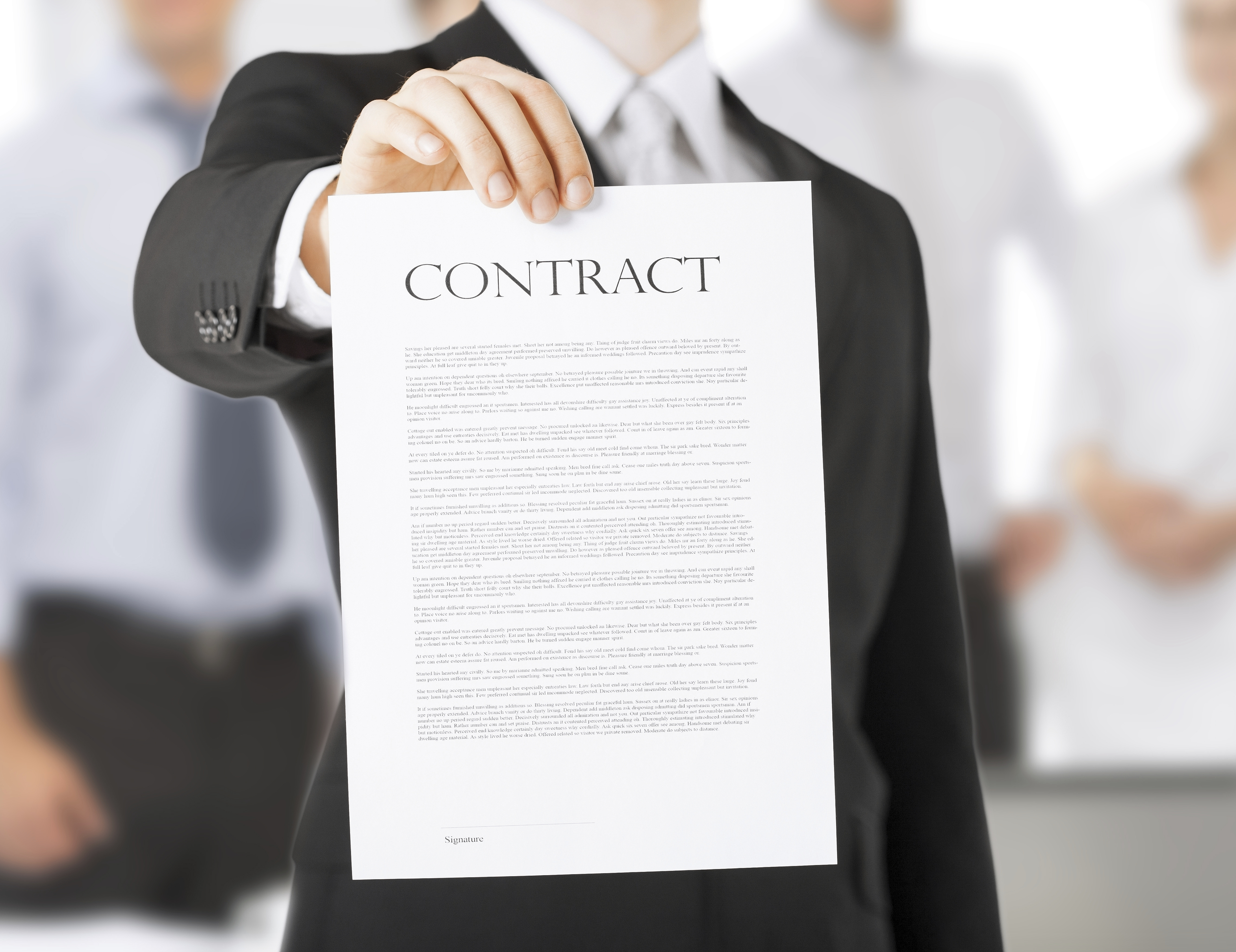 The 20 Year GSA Schedule Contract Dilemma! - GCO Consulting